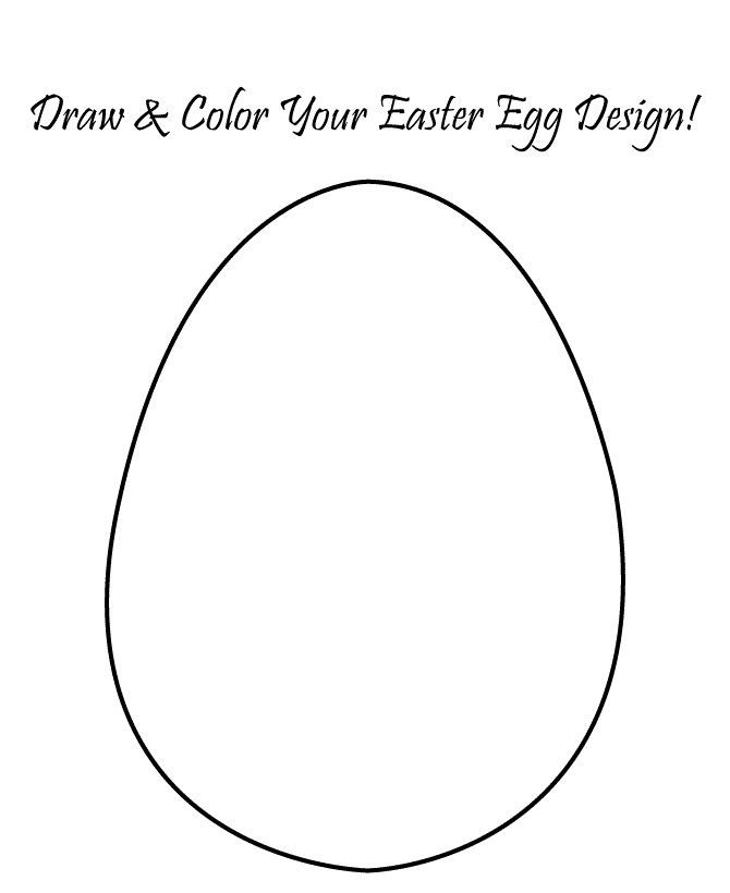 for kids Printable Easter Activities - Best Coloring Pages For Kids printable