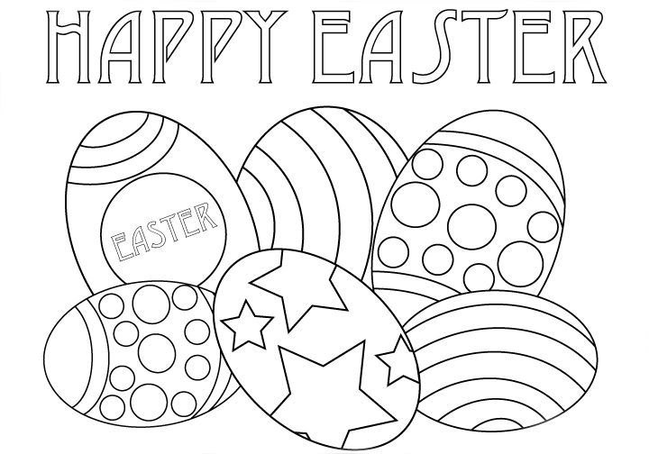 online Easter Worksheets - Best Coloring Pages For Kids for sunday school