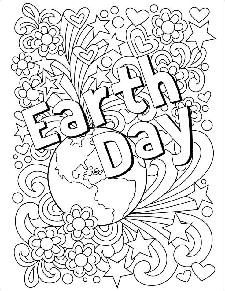 pdf Earth Day Worksheets - Best Coloring Pages For Kids printable