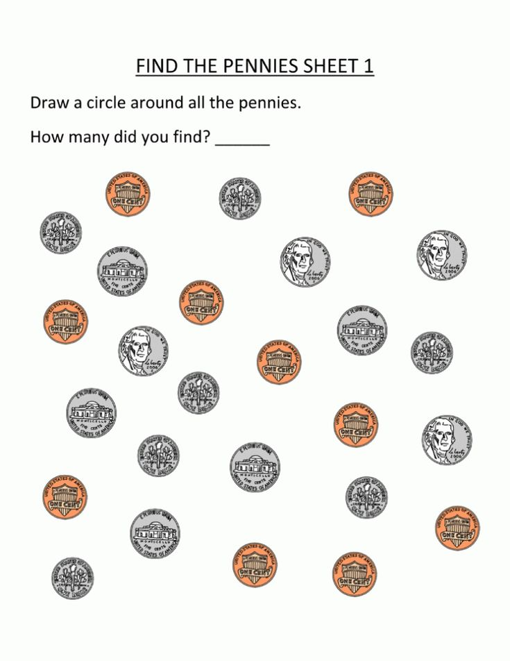 free 2nd Grade Money Worksheets - Best Coloring Pages For Kids easy