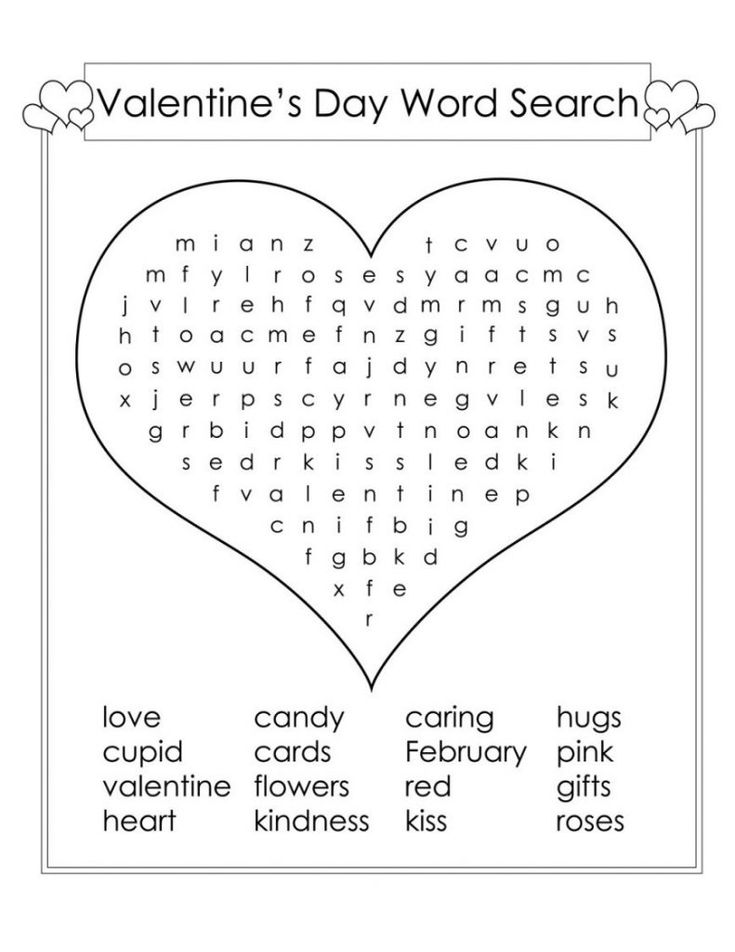 for kindergarten 2nd Grade Word Search - Best Coloring Pages For Kids for toddlers