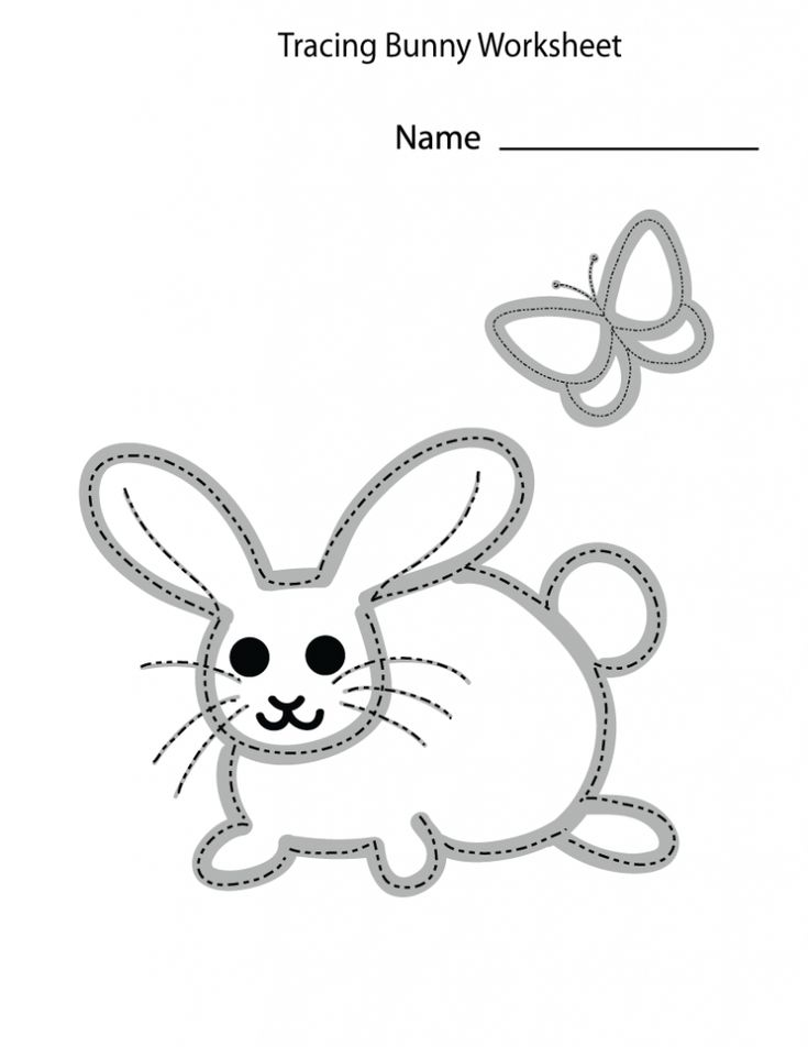 to print out Easter Preschool Worksheets - Best Coloring Pages For Kids to print out