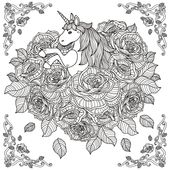 free printable Unicorn Coloring Pages for Adults - Best Coloring Pages For ... online
