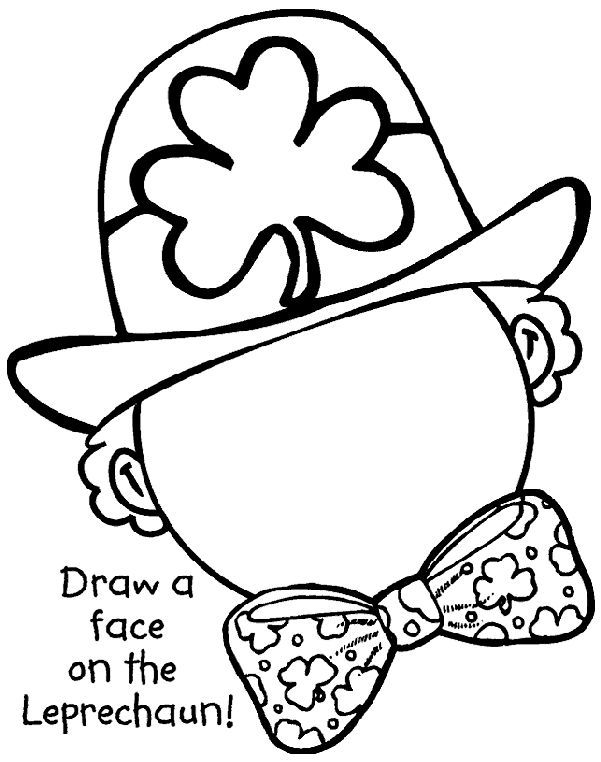 toddler St Patricks Day Puzzles - Best Coloring Pages For Kids for girls