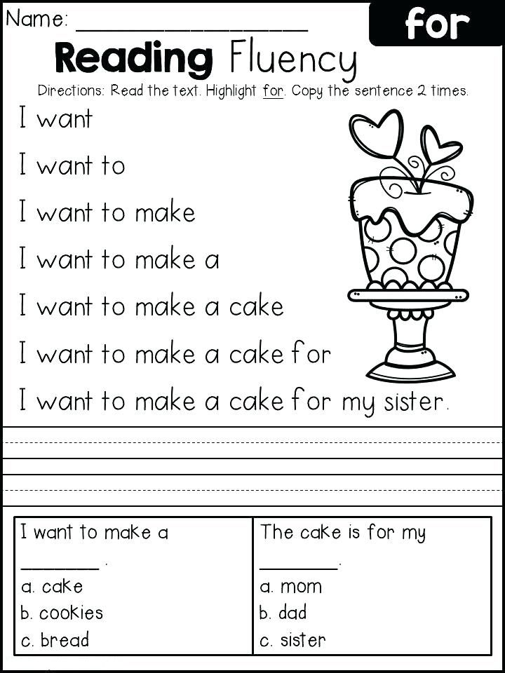 for boys 1st Grade Reading Worksheets - Best Coloring Pages For Kids free printable