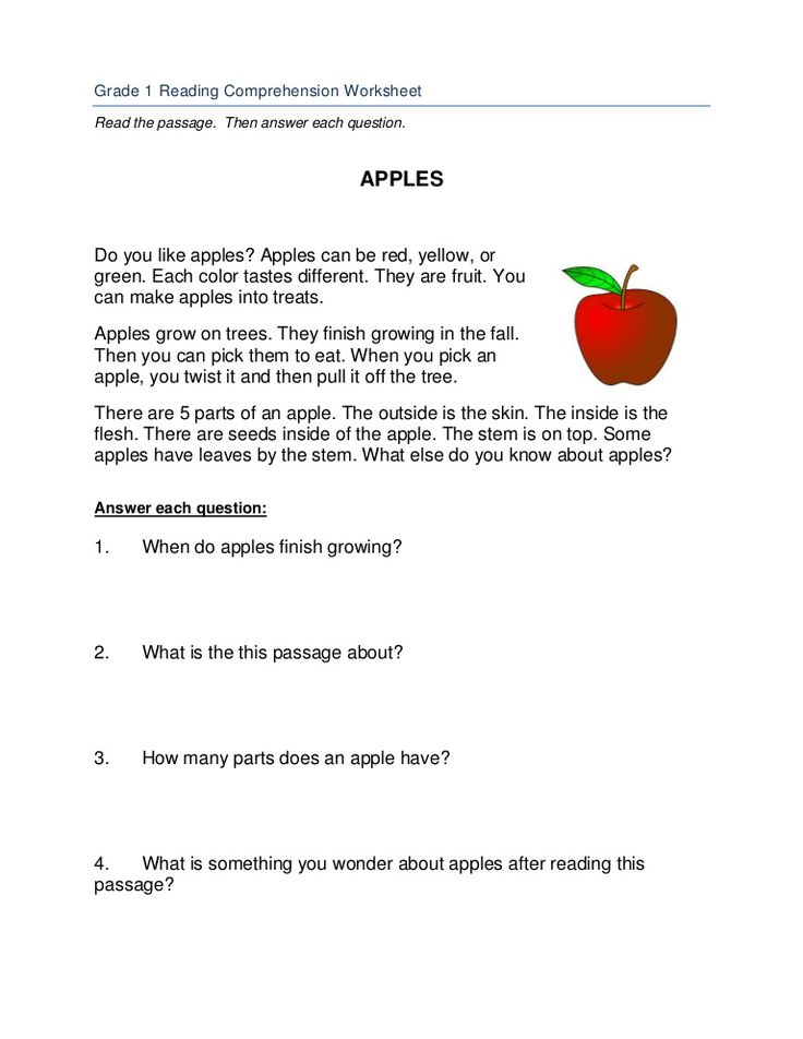 already colored 1st Grade Reading Worksheets - Best Coloring Pages For Kids pdf