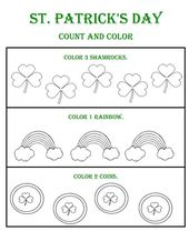 for kids St Patricks Day Worksheets - Best Coloring Pages For Kids to print out