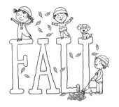 Printable Fall Coloring Sheets to Color | 101 Activity
