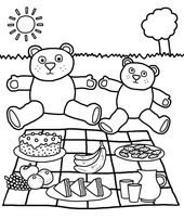 New Free Printable Coloring Sheets | Learning Printable