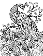Online Coloring Pages Hard   Learning Printable