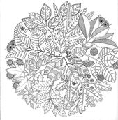 Printable Pictures to Color for Adults | Learning Printable