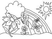 Free Summer Coloring Sheets | Learning Printable