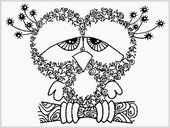 Free Owl Coloring Sheets for Adults | Learning Printable