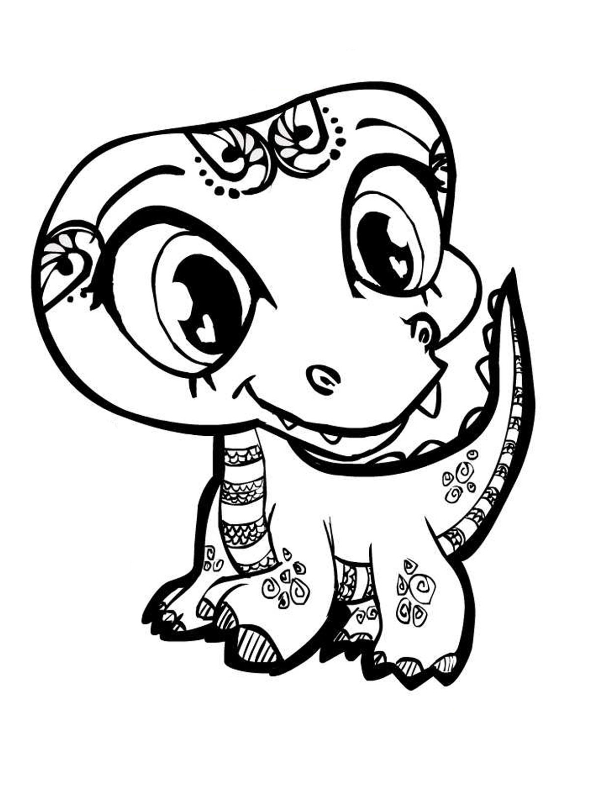 cute coloring pages 01
