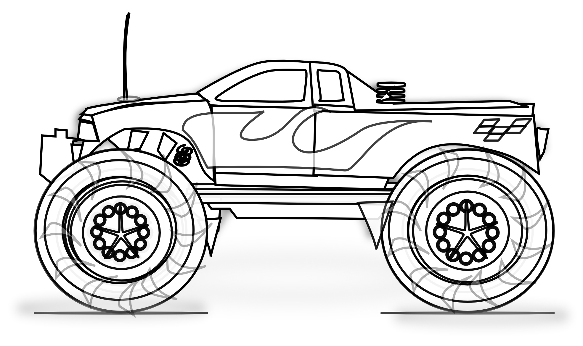 Simple car coloring pages only coloring pages for Coloring pages of cars to print